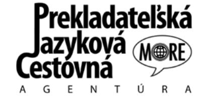 Agentúra MORE-PJC